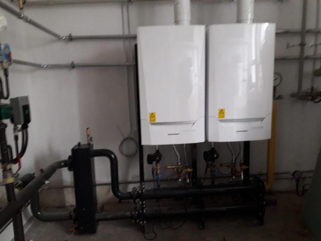 Kotłownia 300 kW w ZSzR w Swarożynie